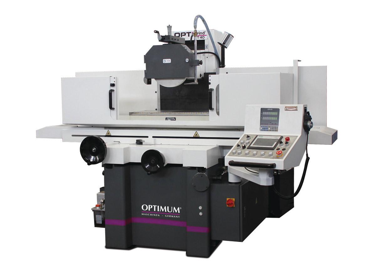 Плоскошлифовальный станок Optimum OPTIgrind GT 40
