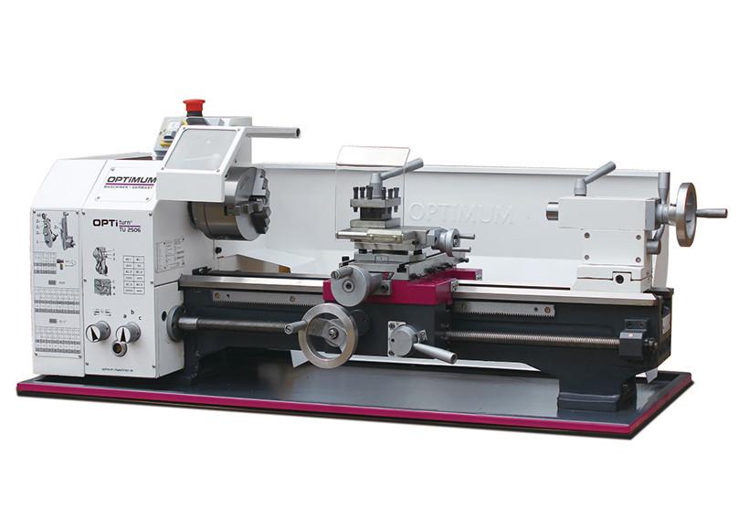 Станок токарный Optimum TU2506 настольный (400 В)