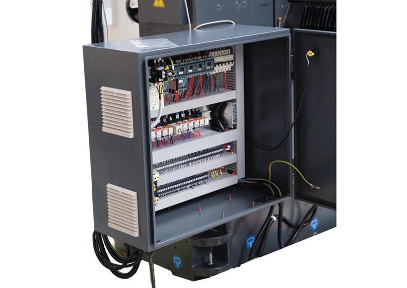 Универсально-фрезерный станок Optimum OPTImill MZ2S - фото 4