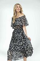 Женское летнее платье Vladini DR11127 44р.