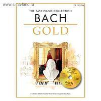 Коллекция фортепиано для начинающих: Бах, 64 стр., язык: английский