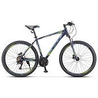 """Велосипед 27,5"""" Stels Navigator-720 D, V010, цвет темно-синий, размер 19"""""""