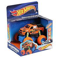 Машина металлическая «Hot Wheels внедорожник» 12 см, инерция, подвеска, световые и звуковые эффекты