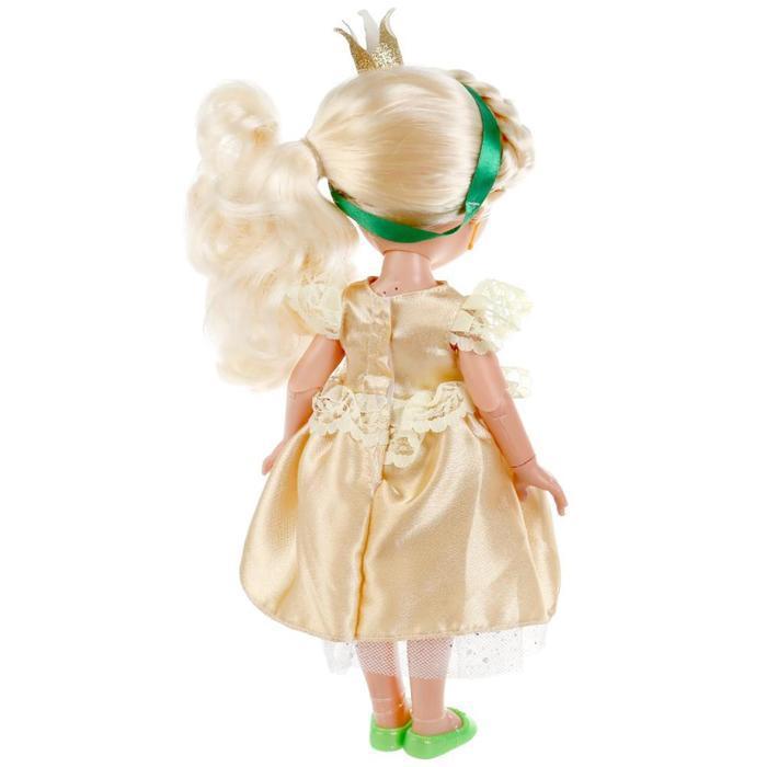 Кукла озвученная «Василиса», 32 см, новый наряд, 20 фраз и песен из м/ф - фото 5