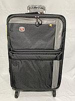 """Средний дорожный чемодан на 4-х колесах""""WEMGE SABRE"""". Высота 68 см, ширина 40 см, глубина 28 см., фото 1"""