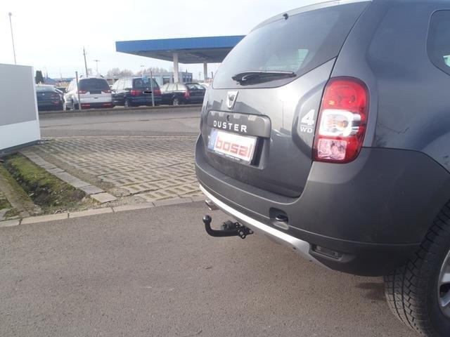 Фаркоп для Nissan Terrano (2014-2018) / Renault Duster 2015- (без электрики)