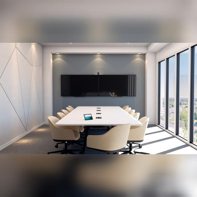 Poly Studio E70 комната