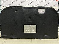 Утеплитель (шумоизоляция) капота на Prado 120 2003-09