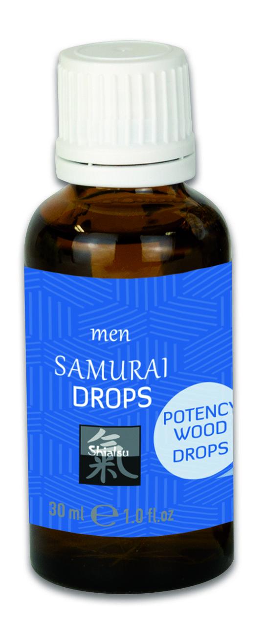 Возбуждающие капли Самурай для мужчин 30 мл