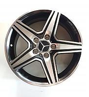 Колесные диски на авто (комплект) 7.0x16/5x112 D 66,6 ET35 Alloy Wheels