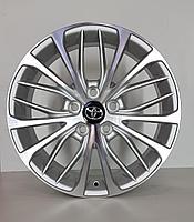 Колесные диски на авто (комплект) 7.5x17/5x114.3 D 60,1 ET45 Topplo