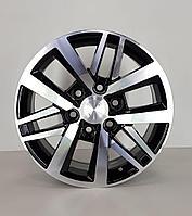 Колесные диски на авто (комплект) 7.5x17/6x139.7 D 106,2 ET+25 REPLICA