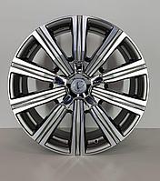 Колесные диски на авто (комплект) 8.5x21/5x150 D 110 ET54 Alloy Wheels