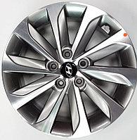 Колесные диски на авто (комплект) 7x17/5x114,3 D 67 ET 53 Alloy Wheels