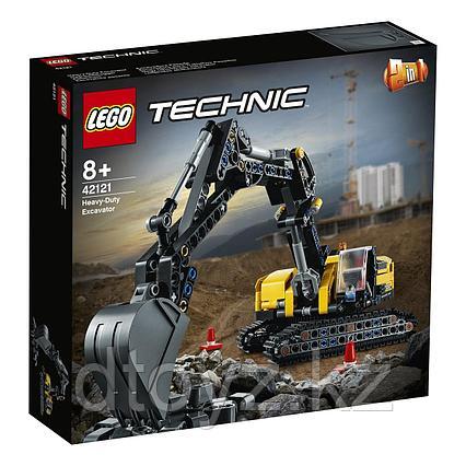 Lego Technic Тяжелый экскаватор 42121
