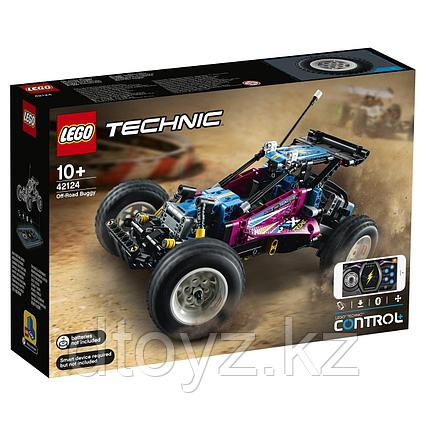 Lego Technic Багги-внедорожник 42124