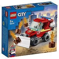 Lego City Пожарный автомобиль 60279