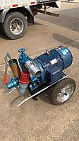 Насос с электрическим двигателем для дождевальной машины JP 75 400