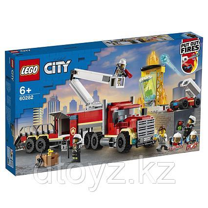 Lego City Команда пожарных 60282