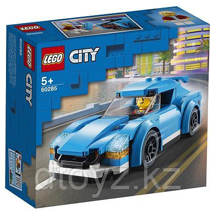 Lego City Great Vehicles Спортивный автомобиль 60285