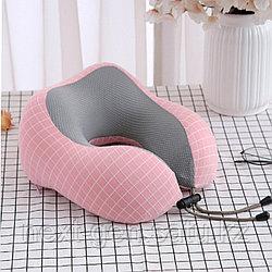 Эргономичная подушка с эффектом памяти