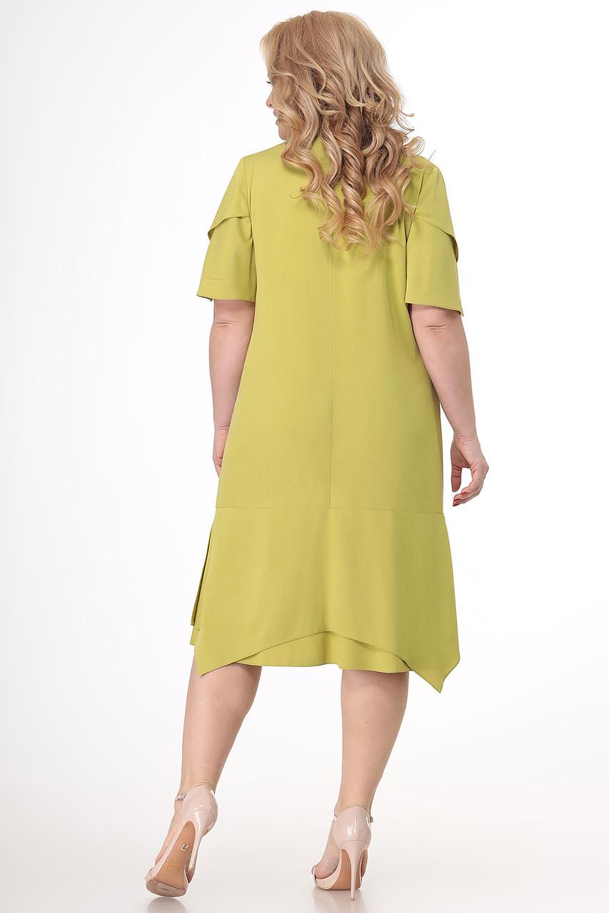 Женское платье больших размеров - фото 3
