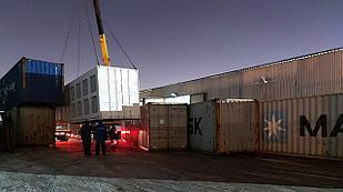 Морской контейнер для майнинга (20 футов)