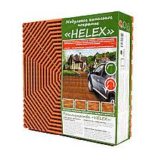 Плитка для садовых дорожек Helex 40х40х1,8 (6 шт) терракотовая