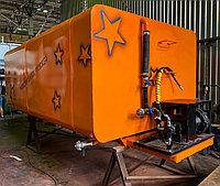 Поливомоечное оборудование для шасси КамАЗ, МАЗ, ЭД-244, КО-806, КО-829, КО-823