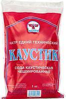 Сода каустическая, 1 кг