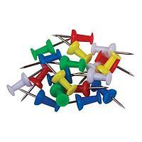 Кнопки-гвоздики FORT в пластиковой коробочке, 50 шт