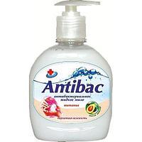 Мыло жидкое ANTIBAC Питание Бархатная Нежность, 330 мл, с дозатором