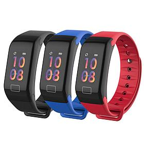 Фитнес-браслет. Smart Bracelet F1 с измерением давления.