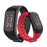 Фитнес-браслет. Smart Bracelet F1 с измерением давления., фото 3