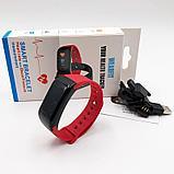 Фитнес-браслет. Smart Bracelet F1 с измерением давления., фото 4
