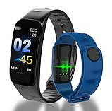Фитнес-браслет. Smart Bracelet F1 с измерением давления., фото 6