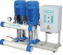Насос для воды SUMAK – SHT16A 550/4