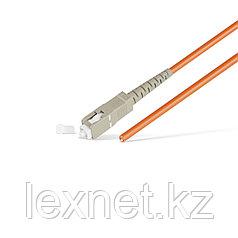 Пигтейл Оптический SC/UPC MM OM1 62.5/125 3.0мм 1.5 м