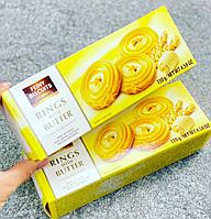 Печенье Feiny Biscuits Caramel Rings with butter130гр.