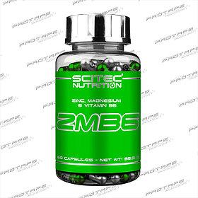 Витаминный комплекс ZMB6  60 капс. zma / Scitec Nutrition