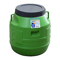Бак для воды с крышкой, 35 л.