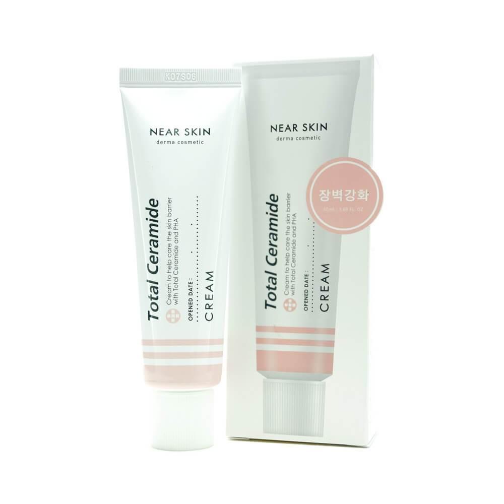Увлажняющий крем для лица MISSHA Near Skin Total Ceramide Cream
