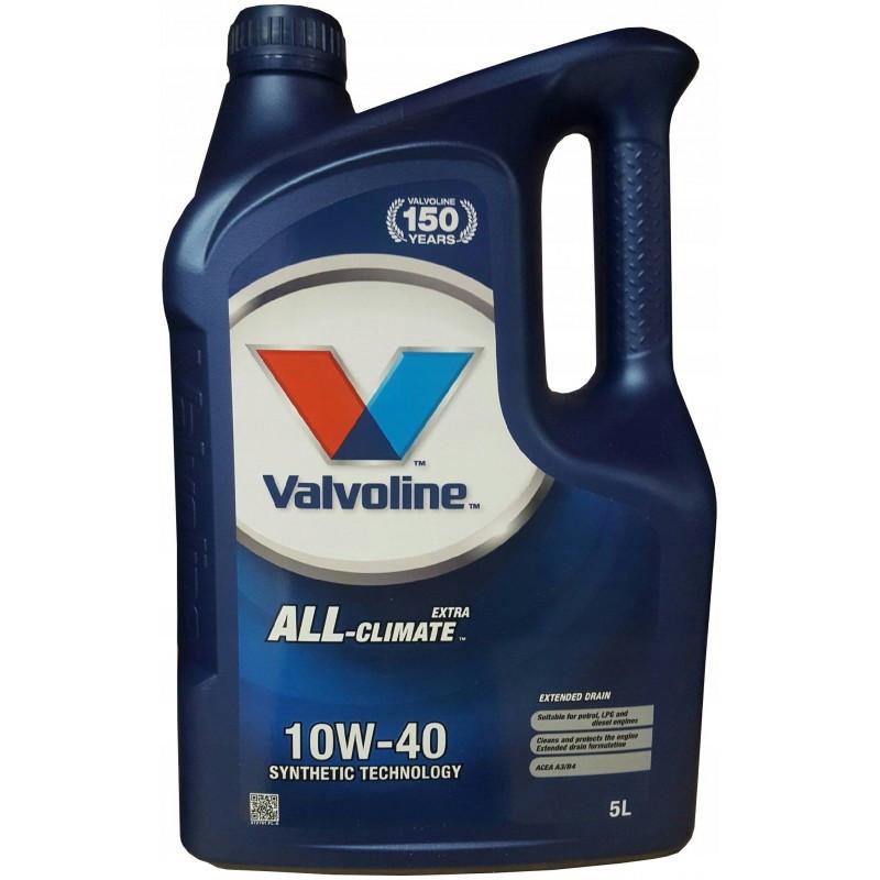 Valvoline All-Climate 10w40 5L
