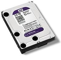 WD20PURX Жесткий диск для видеорегистраторов HDD SATA 2000 Gb