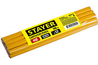 Карандаш строительный Stayer 180 мм