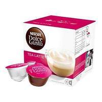 Капсулы Nescafe Dolce Gusto, Латте Чай,  упаковка16 шт.