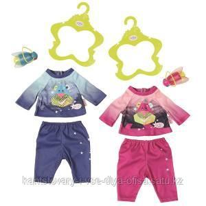 Zapf Creation Baby born 824-818 Бэби Борн Удобный костюмчик и светлячок-ночник