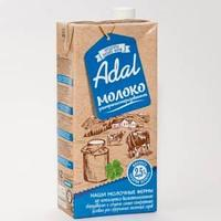 Молоко Adal, стерилизованное 2.5% , 950 мл