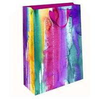 """Пакет подарочный 18*22,3*10см Арт и Дизайн """"Орнамент"""", ламинированный"""
