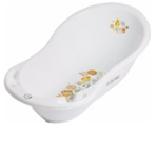 """Ванна детская Tega """"FLOK"""", размер 102 см, материал пластик (белая)"""